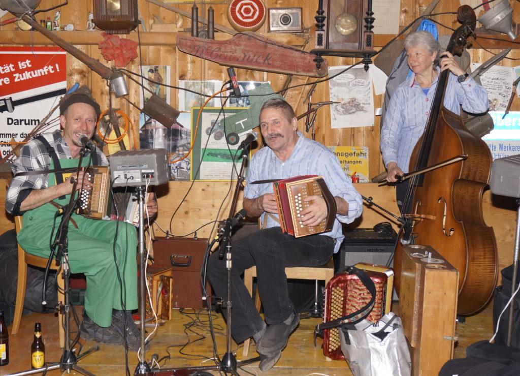 Trio Portmann Bieri mit de Irene